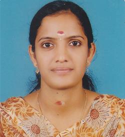 Sangeeta Nair P